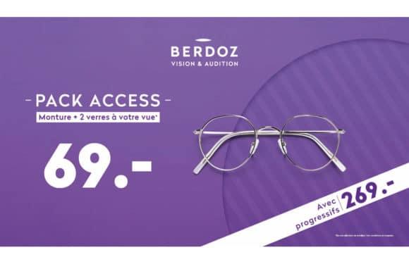 berdoz optic pack access