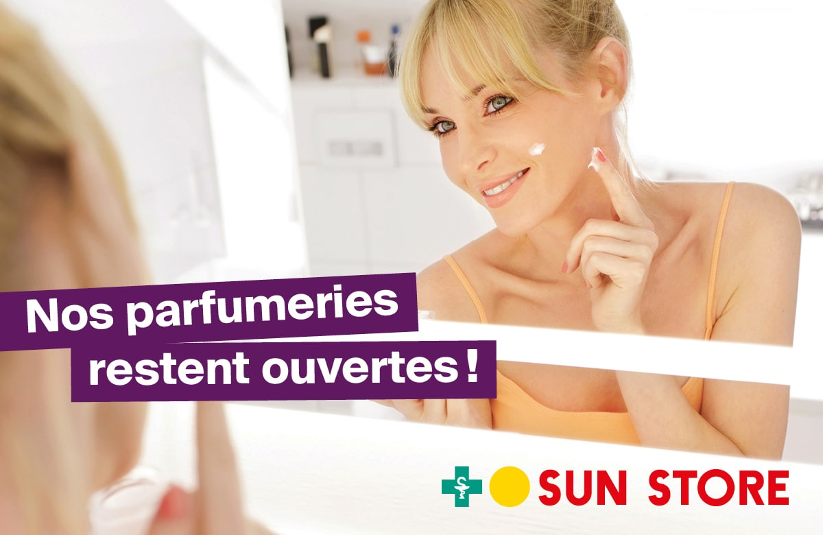 sun store parfumeries restent ouvertes